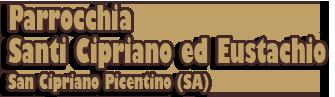 Parrocchia San Cipriano Picentino